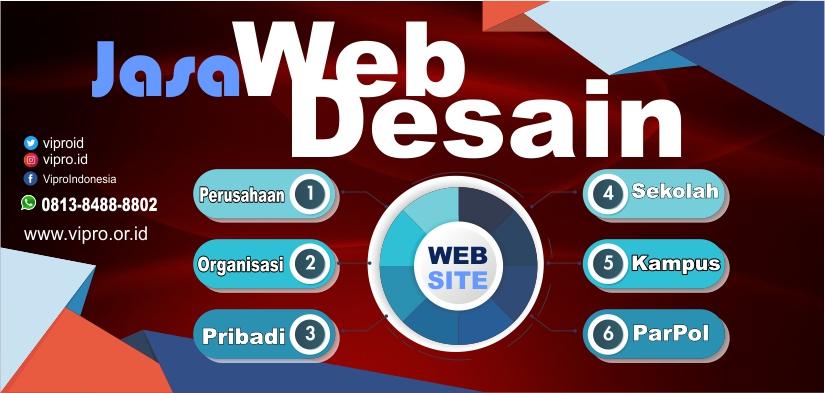 Jasa Pembuatan Website - (Ada 0 foto)
